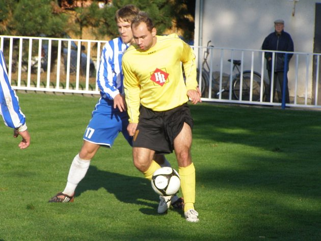 Z divizního utkání Union Čelákovice - Toužim (10:0)