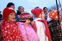 Zahájení adventu v Sadské.