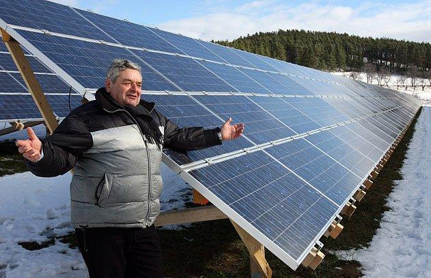 Lyská radnice uvažuje o solárních panelech na ohřev vody