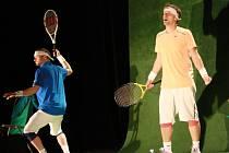 Z představení Federer - Nadal