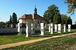 Hřbitov v Pátku je po rekonstrukci jedním z nejzajímavějších hřbitovů v regionu.