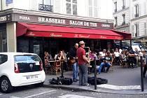 Pařížská kavárna