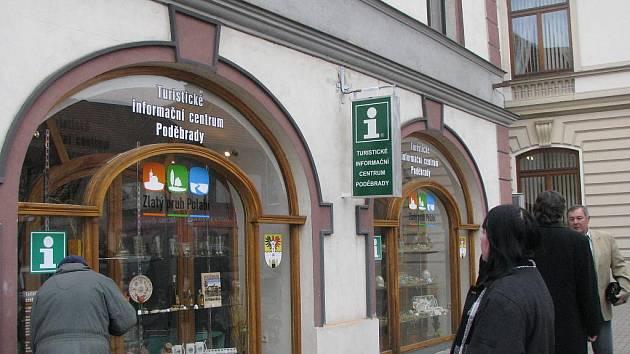 Turistické informační centrum Poděbrady,