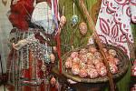 Velikonoční tradice si o víkendu přijely do přerovského skanzenu prohlédnout stovky lidí.