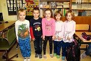 Základní škola Opočnice, 1. třída, třídní učitelka Iveta Erbenová