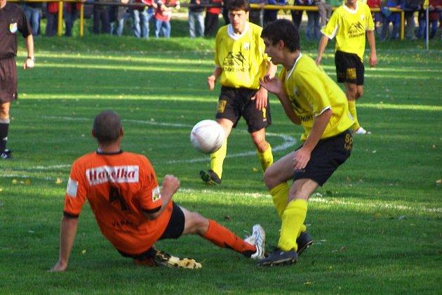 Litol doma porazila Černolice