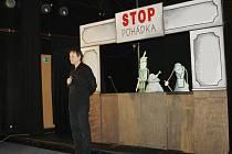 Stop pohádka aneb Jak zachránit princeznu přivezlo do Kina v Lysé nad Labem Divadýlko Kuba z Plzně.