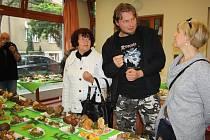V Poděbradech se konala třídenní výstava hub.