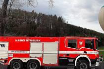 Nymburští dobrovolní hasiči mají novou cisternu.