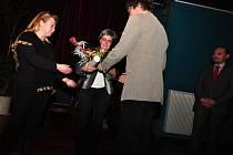 Vzpomínkový večer na počest Oskara Krauseho v Hálkově divadle.