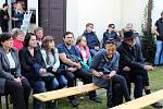 Z oslav 30. výročí od Sametové revoluce v Nymburce.