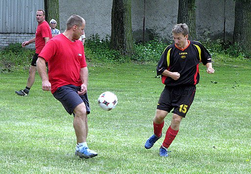 Fotbalový Kevin cup v Odřepsích.