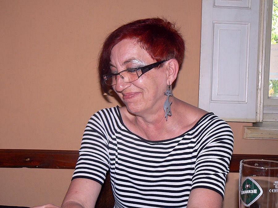 Blogařka Milena Chladová