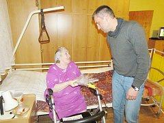 Domov požádal veřejnost o pomoc s nadělováním dárků i loni.