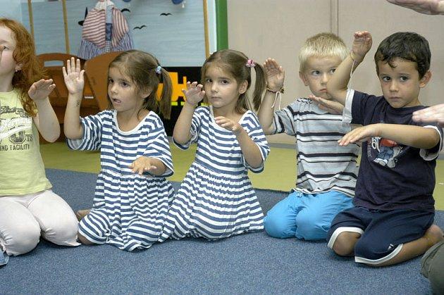 Prázdninový tábor pro předškoláky letos pořádalo nymburský Mateřské centrum Svítání. I ten už je ale minulostí.