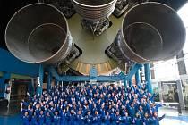 Učitel nymburského gymnázia na stáži v Americkém kosmickém a raketovém středisku