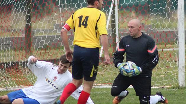 Kapitán Pátku Jiří Kohoutek si nezahraje deset zápasů. Disciplinárka tak ohodnotila jeho extempore v utkání s Liblicemi.
