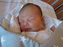 ANETKA ZE SADSKÉ. ANETA BLAŽKOVÁ se narodila 8. června 2017 v 17.44 hodin s mírami 3 240 g a 48 cm. Rodičům Renatě  a Michalovi tak přibyla k dvouleté Elence druhá dcerka.
