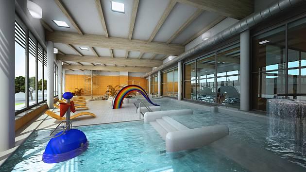 Projekt rekonstrukce stávajícího bazénu je minulostí. Repro: Nymburský deník