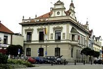 Poděbradská radnice.