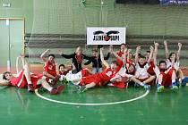 Basketbaloví žáci Nymburka postoupili na mistrovství republiky