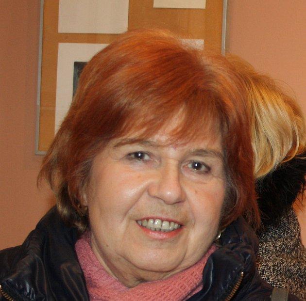 Ludmila Mansfeldová, Nymburk