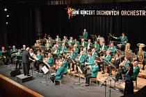 Hasičská dechová hudba z Lysé nad Labem