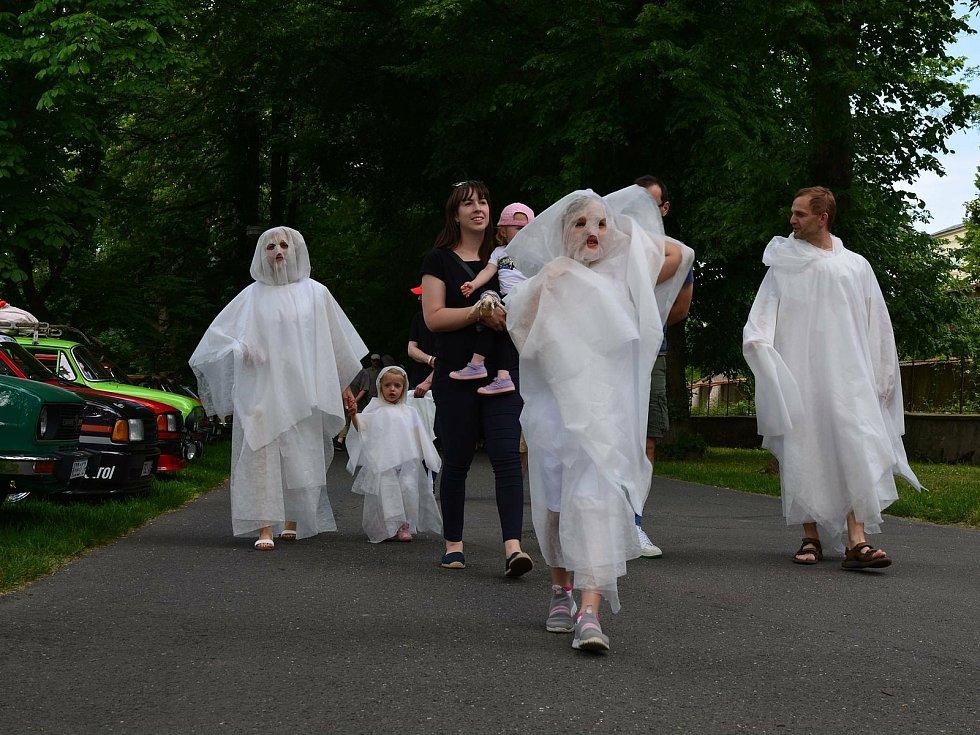 Halloween HundertGang 2021 Poděbrady - Nymburk.