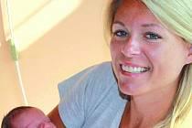 NIKOLKA JE Z LYSÉ. Nikola ZIMOVÁ se narodila 8. září 2015 v 7.17 hodin. Holčička vážila 3 280 g a měřila 50 cm. Maminka Jana a táta Aleš věděli, že si domů odvezou Nikolku, a ne Tomáše. Toho až příště.