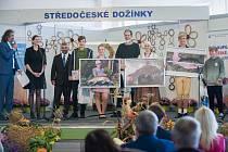 Středočeské dožínky 2021 se konaly v Lysé nad Labem