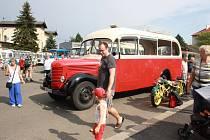 Zlatý bažant -historická vozidla