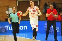 Basketbalisté Nymburka hrají v Opavě