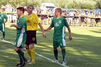 Stanislav Ježek měl během zápasu své hlídače. Kvůli tomu nejspíš nedokázal vstřelit gól.