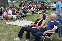Festival Mýtina navštívily u Sokolče stovky lidí