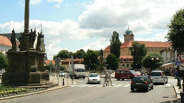 Poděbradské náměstí