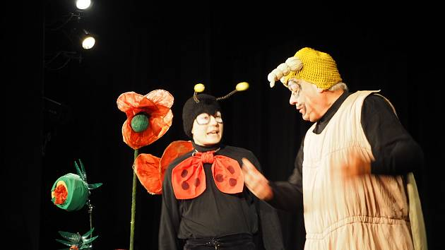 Libický divadelní podzim pokračoval dvěma představeními.