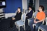 Šachový turnaj velmistrů se odehrál v hotelu Zámeček v Poděbradech.