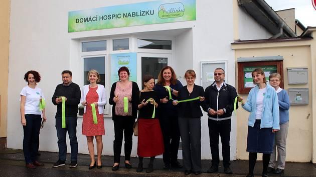 Před časem získal mobilní hospic Nablízku důstojné prostory v centru Lysé nad Labem.