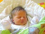 RUDOLF KRAJČÍŘ se narodil 27. 12. 2017 v 7.05 s výškou 48 cm a váhou 3 120 g rodičům Martinovi a Anně a sourozencům Nele (8) a Robimu (6) z Pňova.
