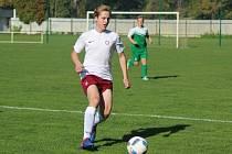 Fotbaloví starší dorostenci poděbradské Bohemie prohráli v dalším kole krajského přeboru doma s Tatranem Rakovník 1:5