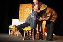 Libičtí ochotníci letos slaví půl století své existence řadou divadelních představení.