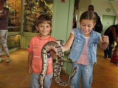 Mendelovo ekologické centrum v Zoo Chleby