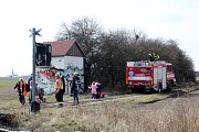 K tragédii došlo v pátek kolem poledne na trati mezi Lysou nad Labem a Milovicemi.