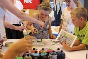 GASK a Středočeský kraj vyhlašují výtvarnou soutěž pro děti