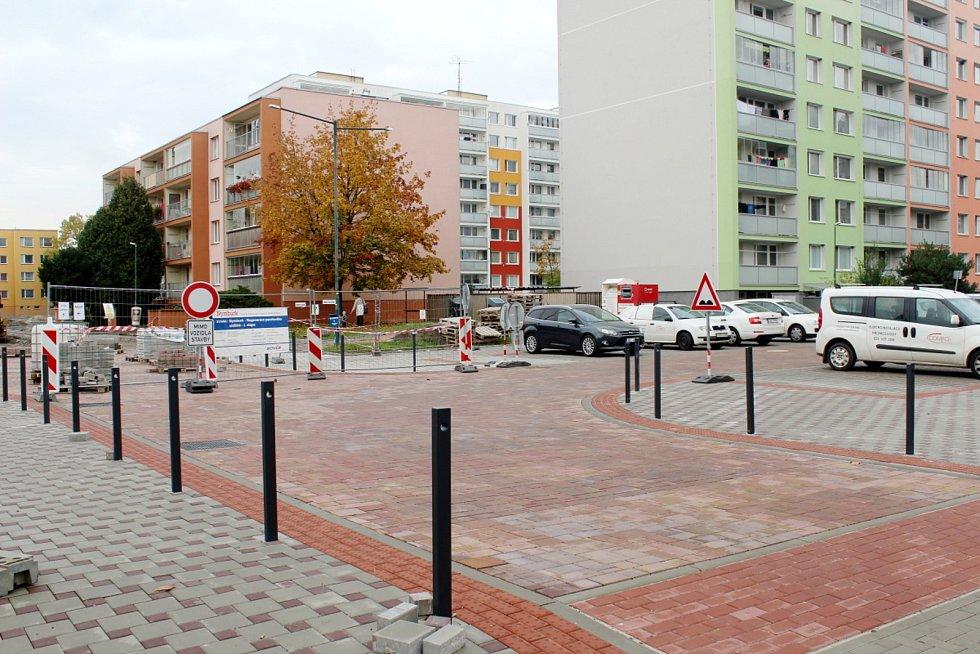 První etapou prošlo jankovické sídliště v loňském roce.