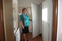 Poděbradská hotelovka zrekonstruovala toalety i kotelnu