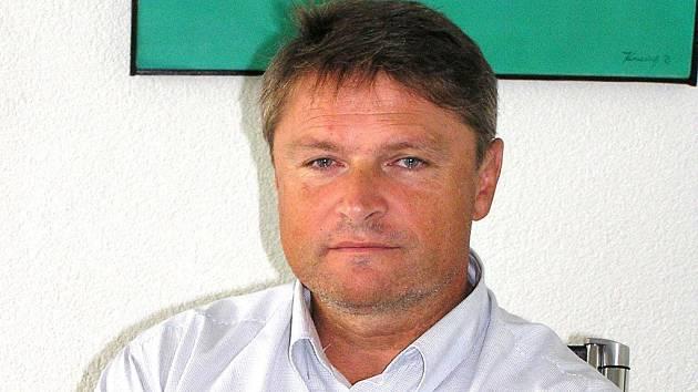 Spolumajitel firmy Toner Recycling Group a jednatel Toner Recycling Servis, s. r. o. Pavel Procházka.