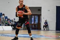 Nymburský basketbalista Petr Benda