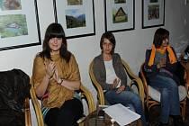Čtení s názvem Kýchání do sazí v kolínské čajovně