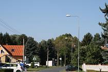 Rekonstrukce veřejného osvětlení v Kostomlátkách